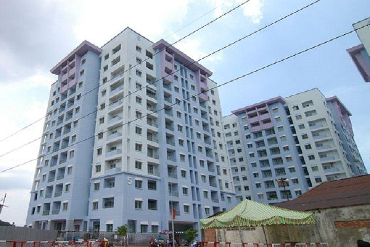 Dự án chung cư Phú Thọ