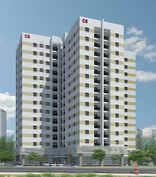 Dự án chung cư C8