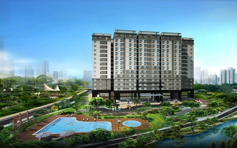 Dự án chung cư Dreamhome Luxury