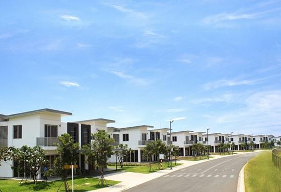 Dự án khu biệt thự Hoa Sen Phương Nam