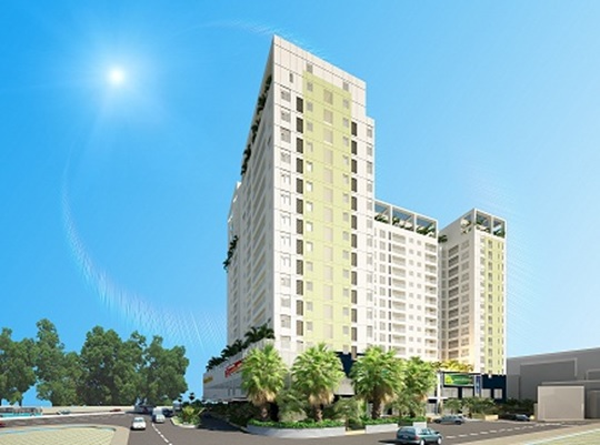 Dự án Sunny Plaza